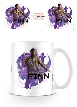Star Wars The Last Jedi - Finn Icons Mug