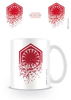 Star Wars The Last Jedi - First Order Symbol Mug