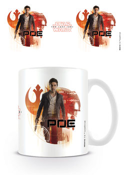 Star Wars The Last Jedi - Poe Icons Mug