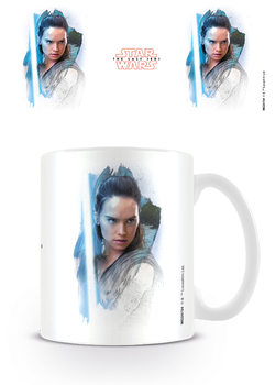 Star Wars The Last Jedi - Rey Brushstroke Mug