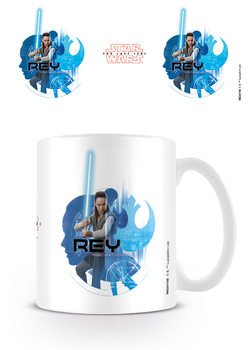 Star Wars The Last Jedi - Rey Icons Mug