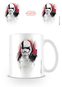 Star Wars The Last Jedi - Trooper Brushstroke Mug