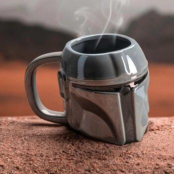 Cup Star Wars: The Mandalorian - Helmet