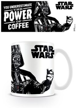 Star Wars - The Power Of Coffee Mug