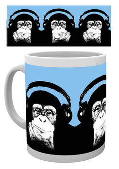Steez - Monkey Mug