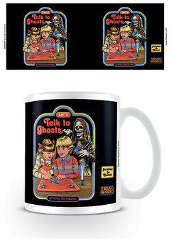 Steven Rhodes - Let's Talk To Ghosts Mug