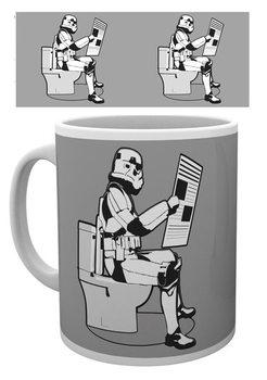 Stormtrooper - Storm Pooper Mug