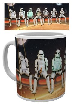 Stormtrooper - Stormtroopers On A Girder Mug