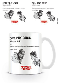 Stranger Things - Compromise Mug