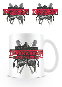 Stranger Things - Demogorgon Hunting Crew Mug