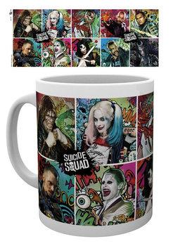Suicide Squad - Compilation Mug