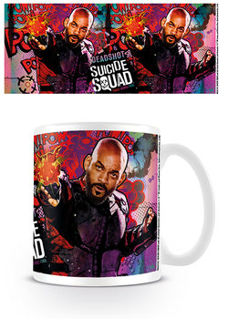 Suicide Squad - Deadshot Crazy Mug