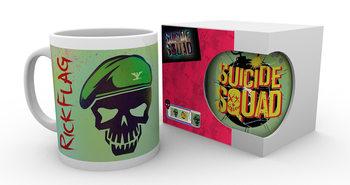 Suicide Squad - Flag Skull Mug