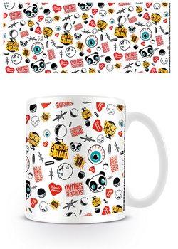 Suicide Squad - Pattern Mug