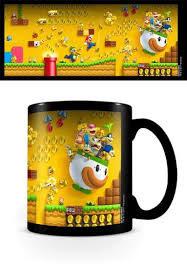 Super Mario Bros - Gold Coin Rush Mug