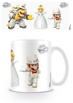 Super Mario Odyssey - Who Will She Choose Mug