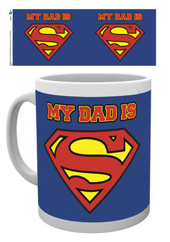 Superman - My Dad is Superdad Mug