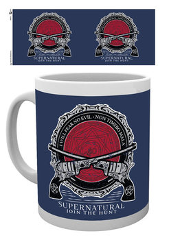 Supernatural - Guns Mug