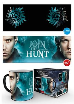 Supernatural - Sam and Dean Symbol Mug