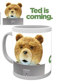 Ted - Is Coming Mug