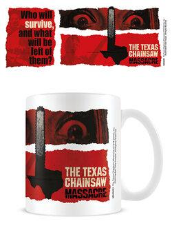 Cup Texas Chainsaw Massacre - Newsprint