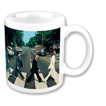 The Beatles –  Abbey Road Crossing Mug