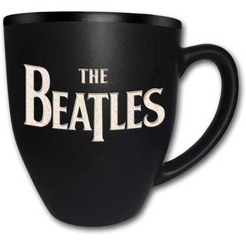 The Beatles – Drop T Logo Matt Engraved Mug