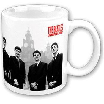The Beatles - Liver Buildings Mug