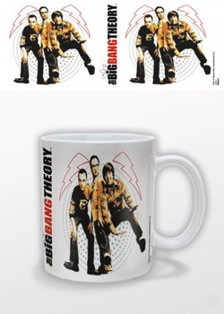 The Big Bang Theory - Fisheye Mug