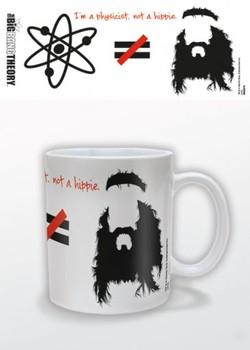 The Big Bang Theory - Hippie Mug