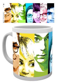 The Big Bang Theory - Rainbow Mug