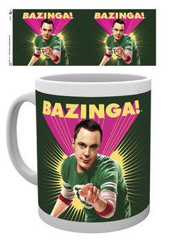 Cup The Big Bang Theory - Sheldon Bazinga