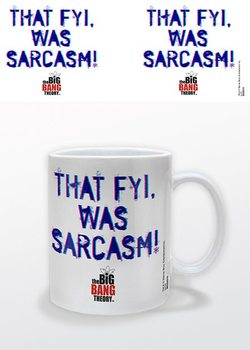 The Big Bang Theory - That FYI, was Sarcasm Mug