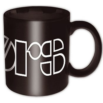 The Doors – Logo Black Mug
