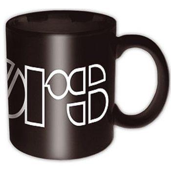 Cup The Doors – Logo Black