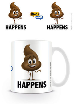 The Emoji Movie - Poop Happens Mug