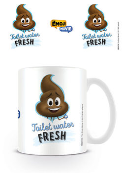 The Emoji Movie - Toilet Water Fresh Mug