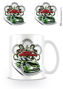 The Fast And The Furious - Speedo Mug