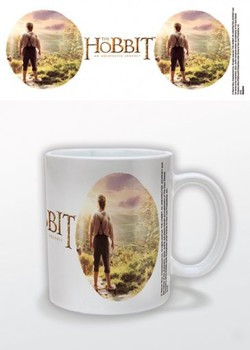 The Hobbit - Circle Mug