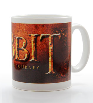 The Hobbit - Logo Ornate Mug