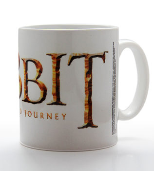 The Hobbit - Logo White Mug