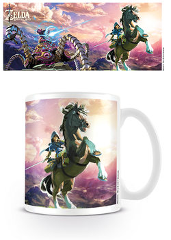 The Legend Of Zelda: Breath Of The Wild - Guardian Chase Mug