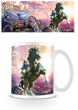 The Legend Of Zelda: Breath Of The Wild - Guardian Chase Mug