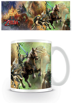 The Legend Of Zelda - Twilight Princess HD Mug