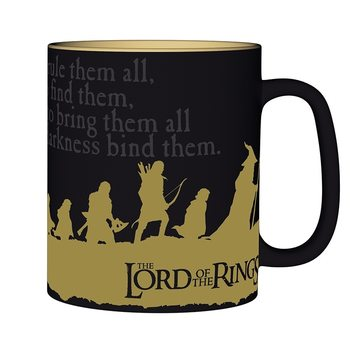 The Lord Of The Rings - Group Mug
