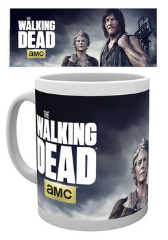 The Walking Dead - Carol and Daryl Mug