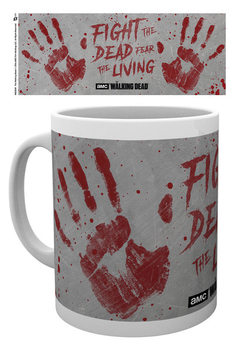 The Walking Dead - Hand Prints Mug
