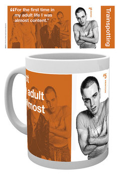 Trainspotting - Renton Mug