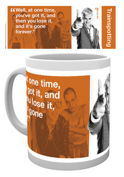 Trainspotting - Sick Boy Mug