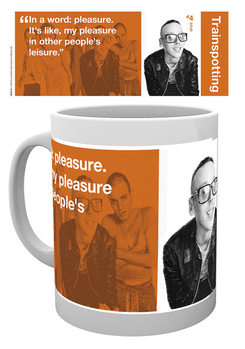 Trainspotting - Spud Mug